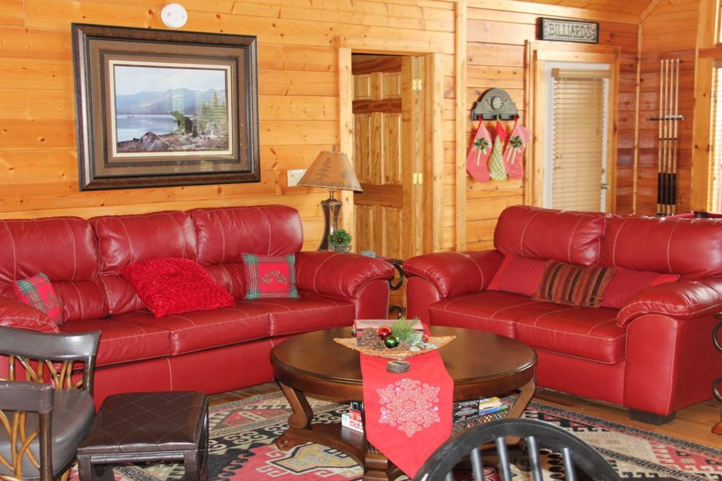 Photo of a Pigeon Forge Cabin named Smoky Mountain View - This is the sixth photo in the set.