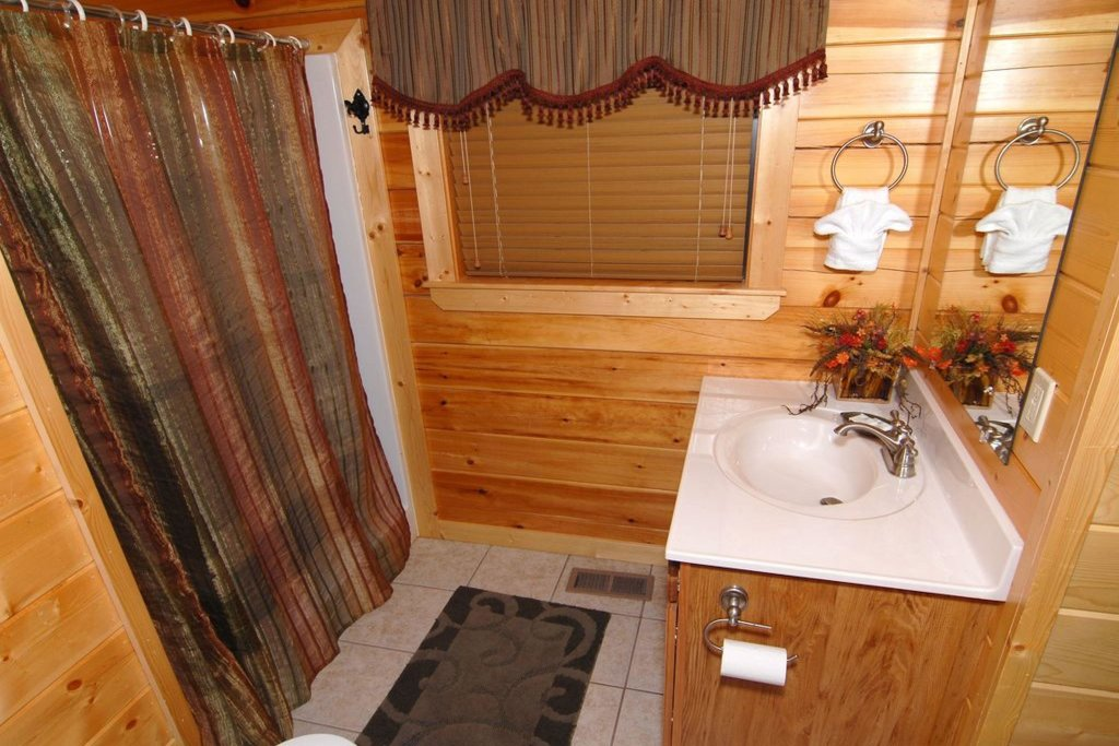 Photo of a Pigeon Forge Cabin named Smoky Mountain View - This is the fifteenth photo in the set.