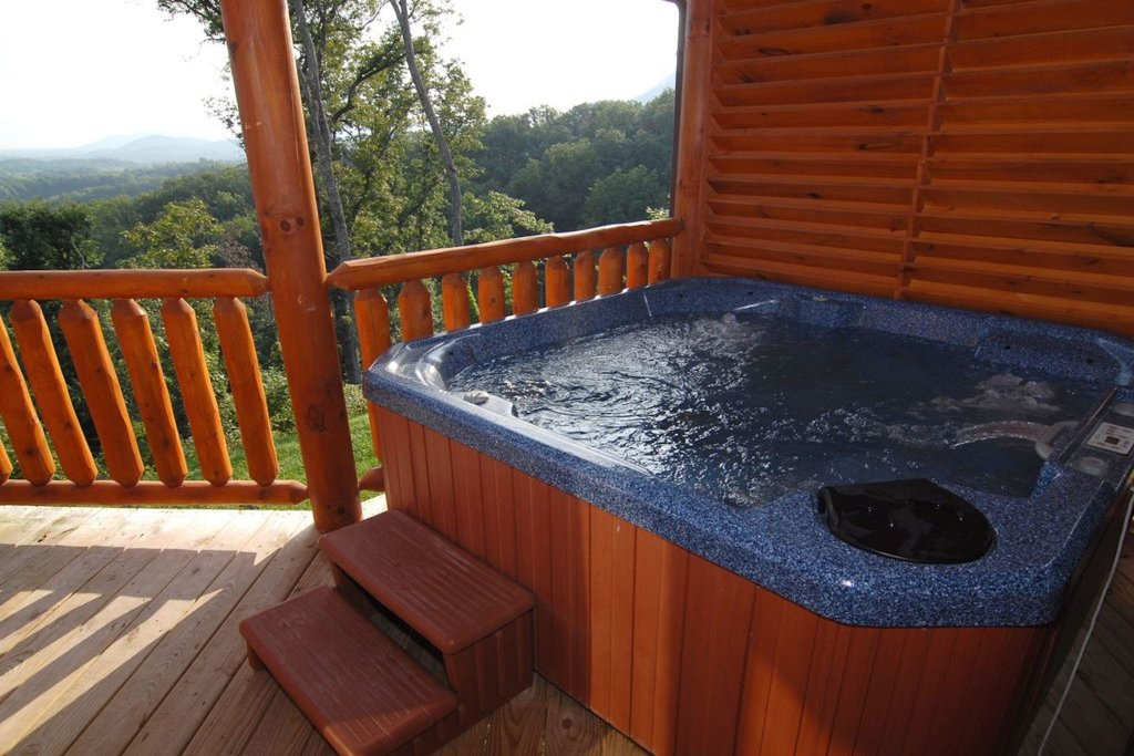 Photo of a Pigeon Forge Cabin named Smoky Mountain View - This is the twenty-second photo in the set.