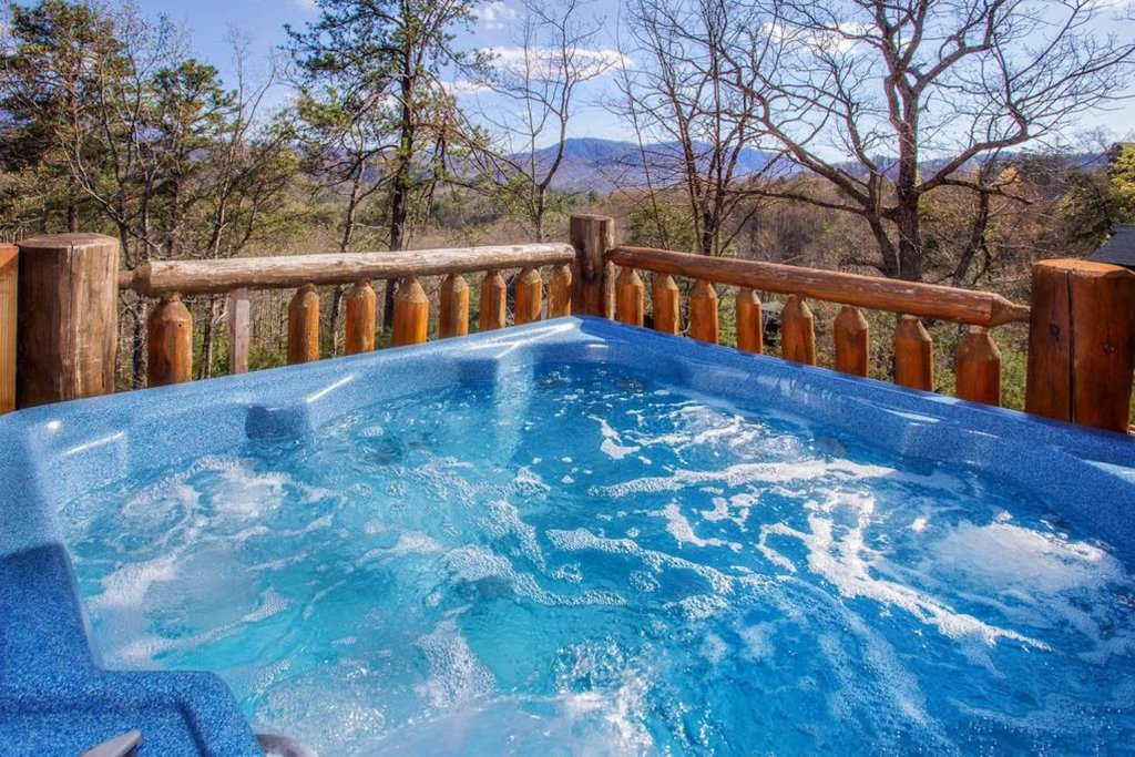 Photo of a Sevierville Cabin named Heaven Sent - This is the sixth photo in the set.