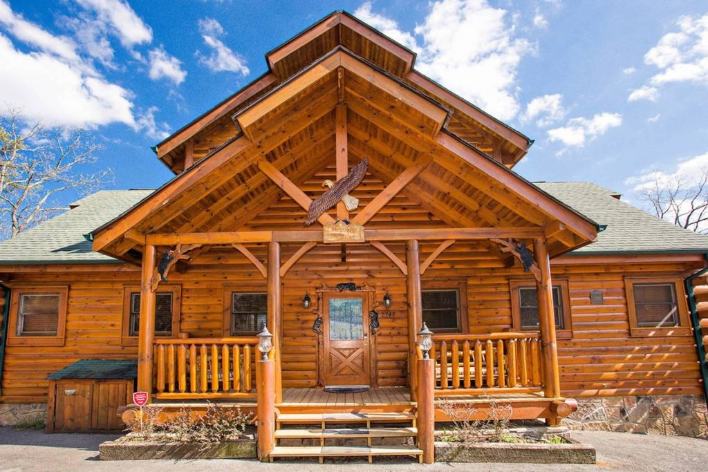 Photo of a Sevierville Cabin named Heaven Sent - This is the tenth photo in the set.