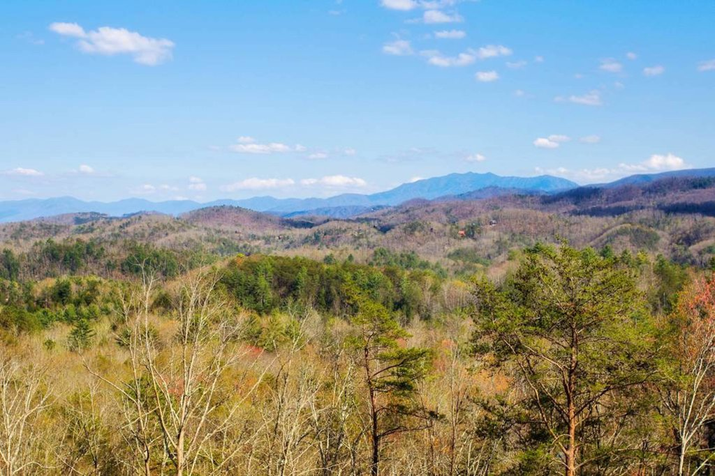 Photo of a Sevierville Cabin named Heaven Sent - This is the ninth photo in the set.