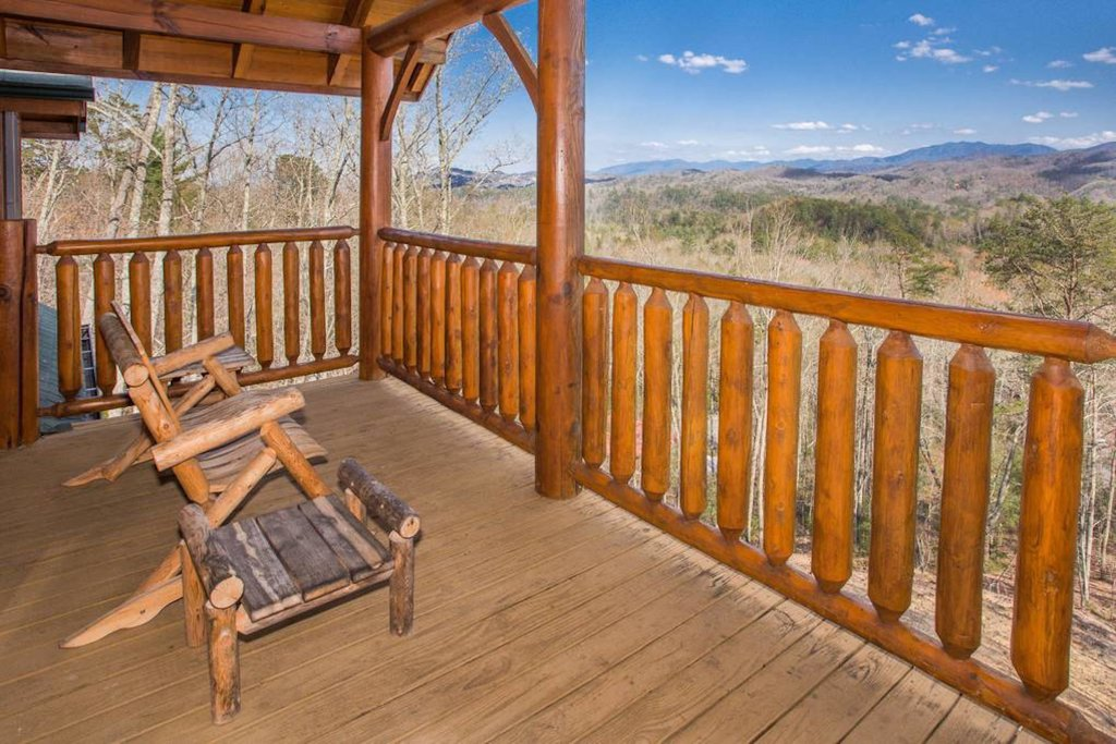 Photo of a Sevierville Cabin named Heaven Sent - This is the thirtieth photo in the set.