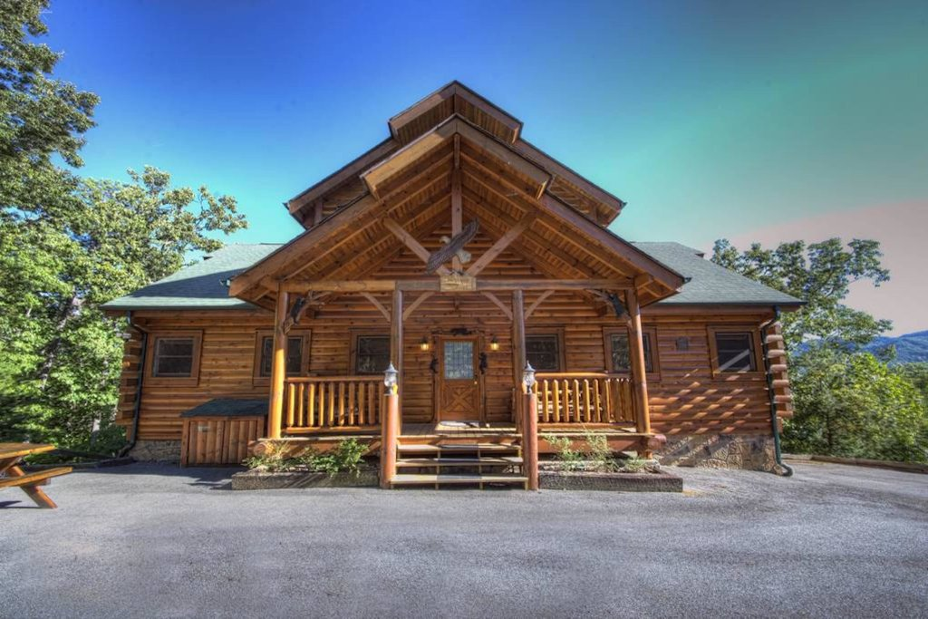 Photo of a Sevierville Cabin named Heaven Sent - This is the thirty-first photo in the set.