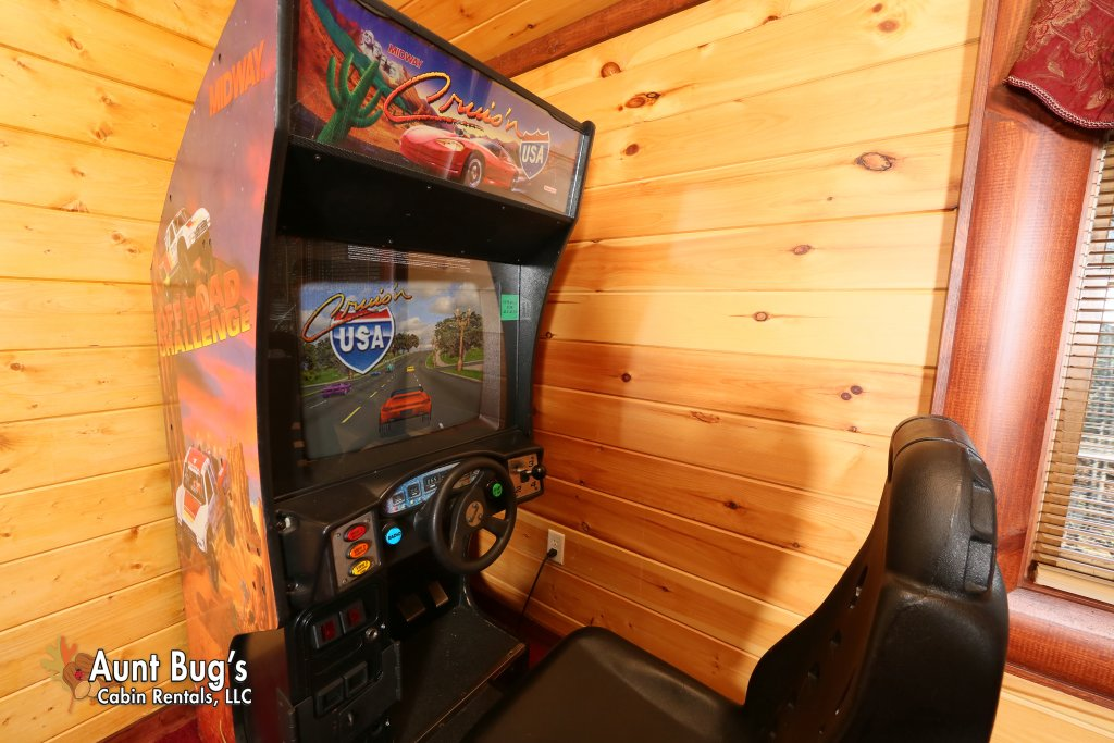 Photo of a Gatlinburg Cabin named Splash N' Play #524 - This is the thirteenth photo in the set.