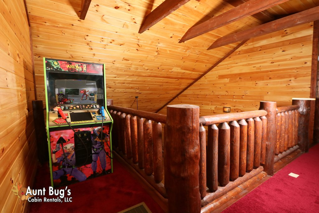 Photo of a Gatlinburg Cabin named Splash N' Play #524 - This is the thirty-first photo in the set.