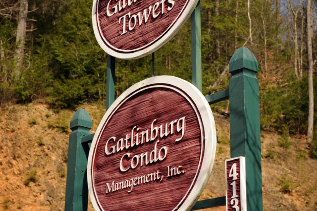 Photo of a Gatlinburg Cabin named Gatlinburg Towers #208 - This is the eighteenth photo in the set.