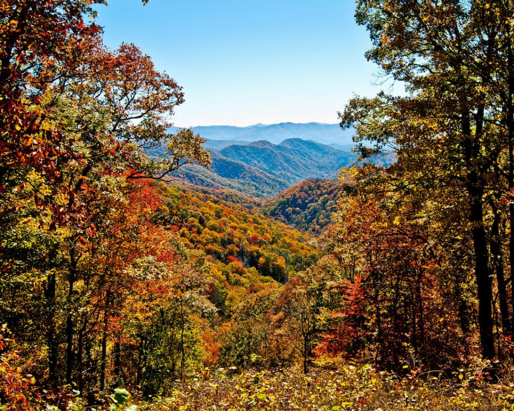 Photo of a Gatlinburg Cabin named Smoky View Chalet - This is the twenty-second photo in the set.