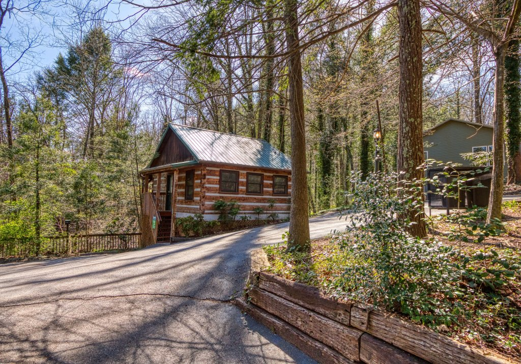 Photo of a Gatlinburg Cabin named Linger Longer #1607 - This is the twenty-first photo in the set.