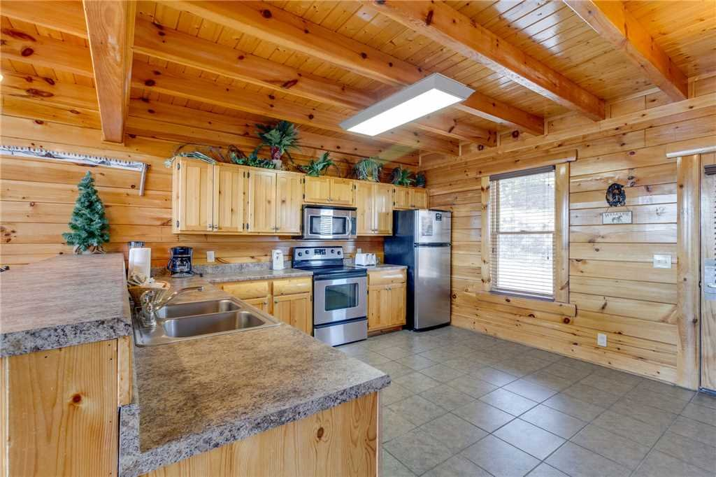 Photo of a Pigeon Forge Cabin named Big Sky - This is the twelfth photo in the set.