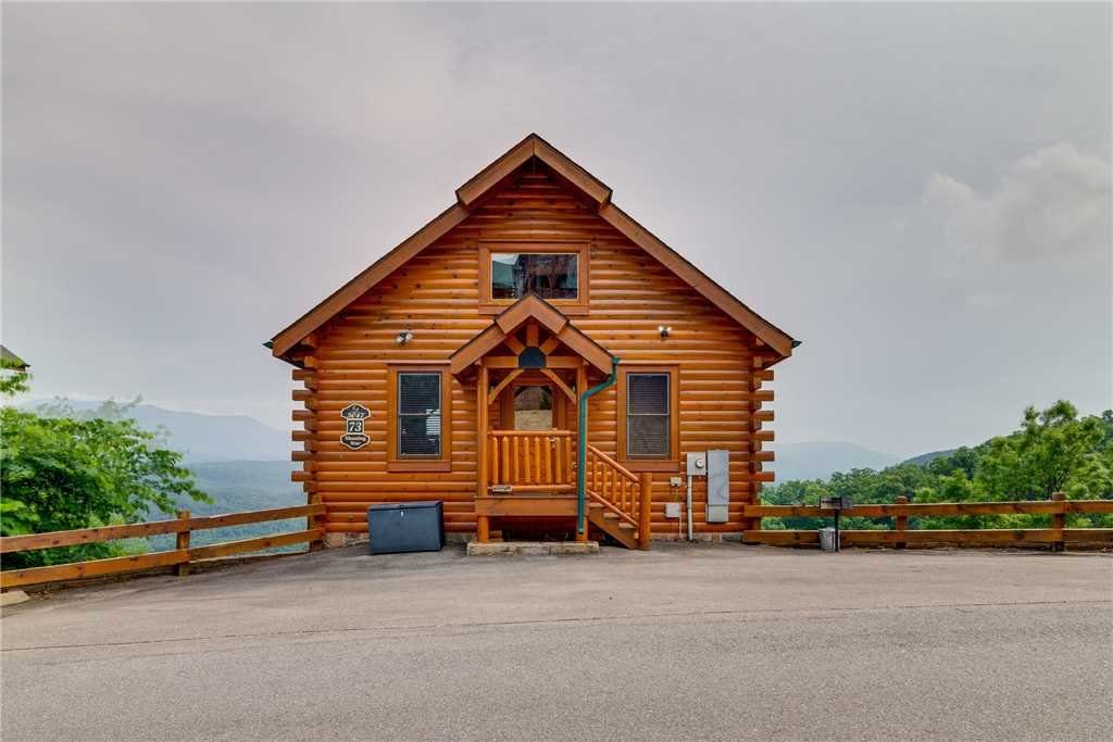 Photo of a Pigeon Forge Cabin named Shooting Star - This is the forty-second photo in the set.