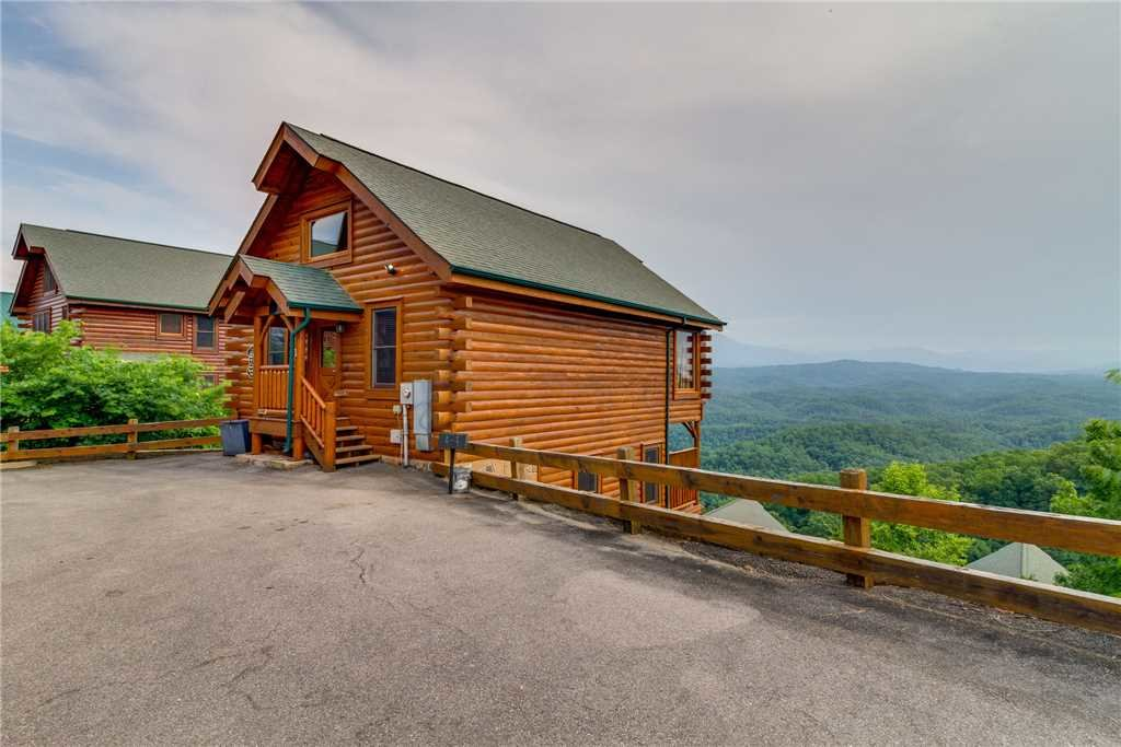 Photo of a Pigeon Forge Cabin named Shooting Star - This is the forty-first photo in the set.