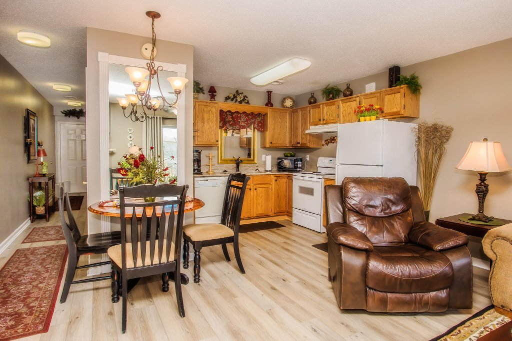 Photo of a Pigeon Forge Condo named Whispering Pines 351 - This is the third photo in the set.