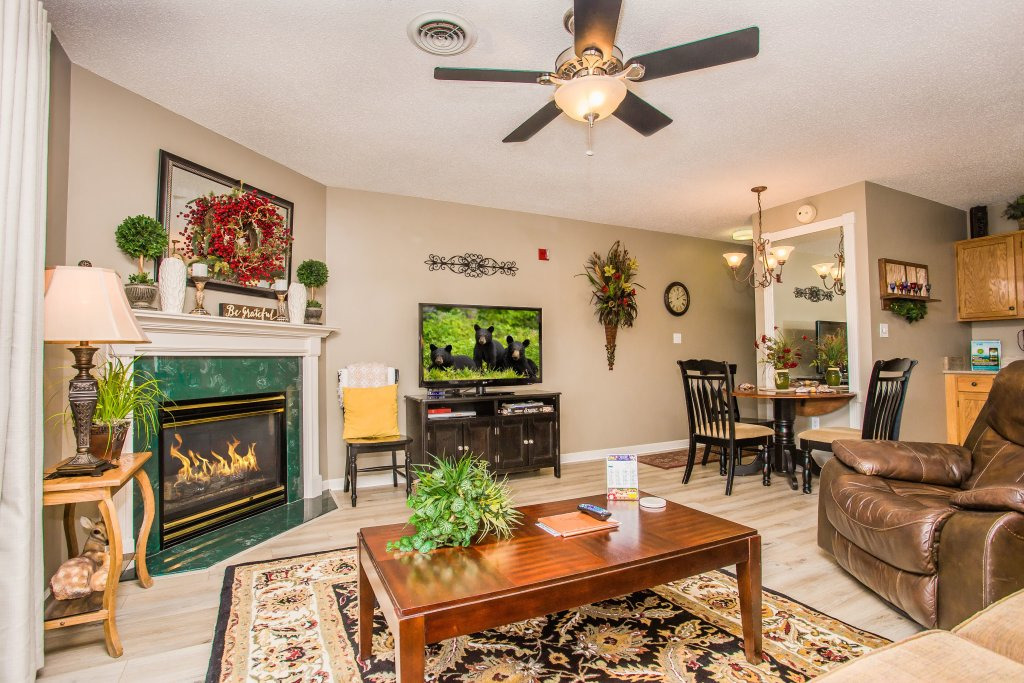 Photo of a Pigeon Forge Condo named Whispering Pines 351 - This is the fourth photo in the set.