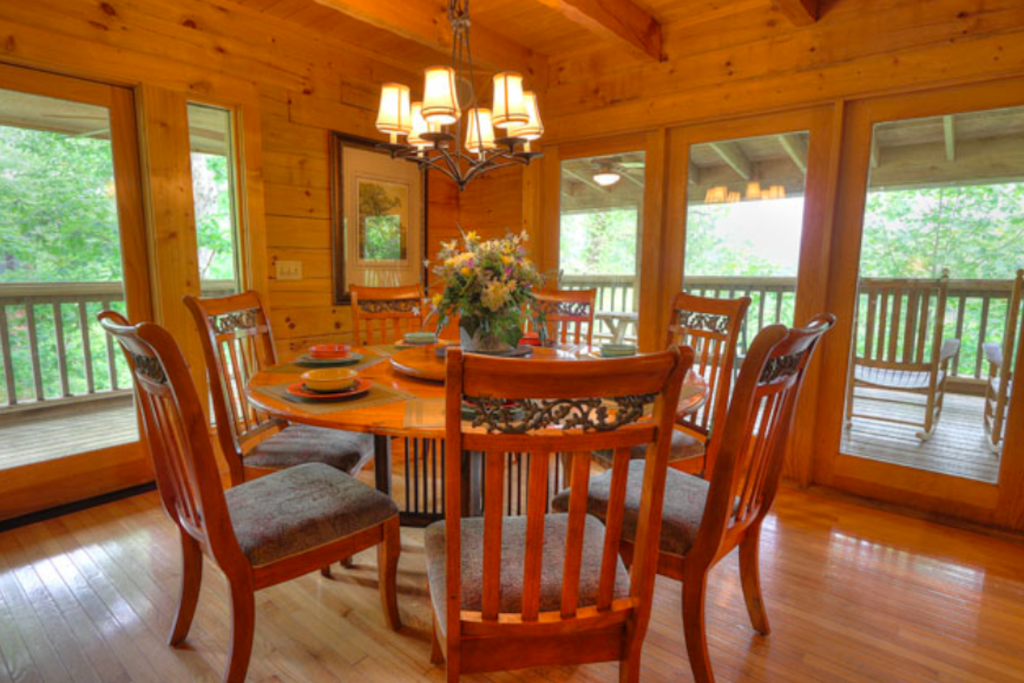 Photo of a Sevierville Cabin named Teddy Bear Lodge - This is the eighth photo in the set.