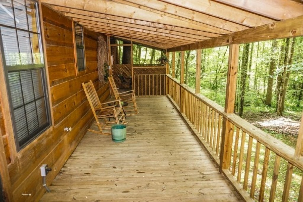 Photo of a Gatlinburg Cabin named Cozy Cabin - This is the eighteenth photo in the set.