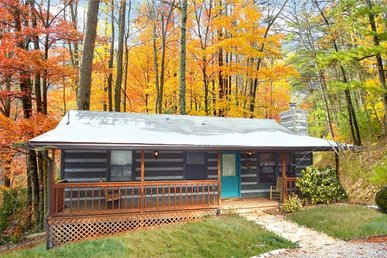2 Bedroom, 2 Bath, Semi-secluded Value Cabin For 4 With A Pool Table & A Hot Tub