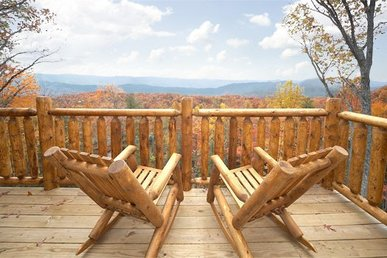 3 Bedroom, 3 Bathroom, Pet-friendly Cabin In Gatlinburg With Incredible Views.