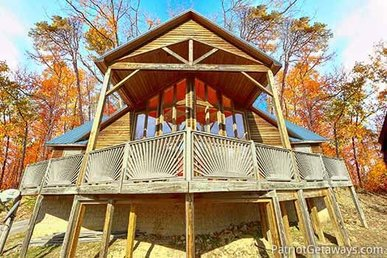 2 Bedroom, 3 Bathroom, Space For 6 And Incredible Mountain Views In Pigeon Forge