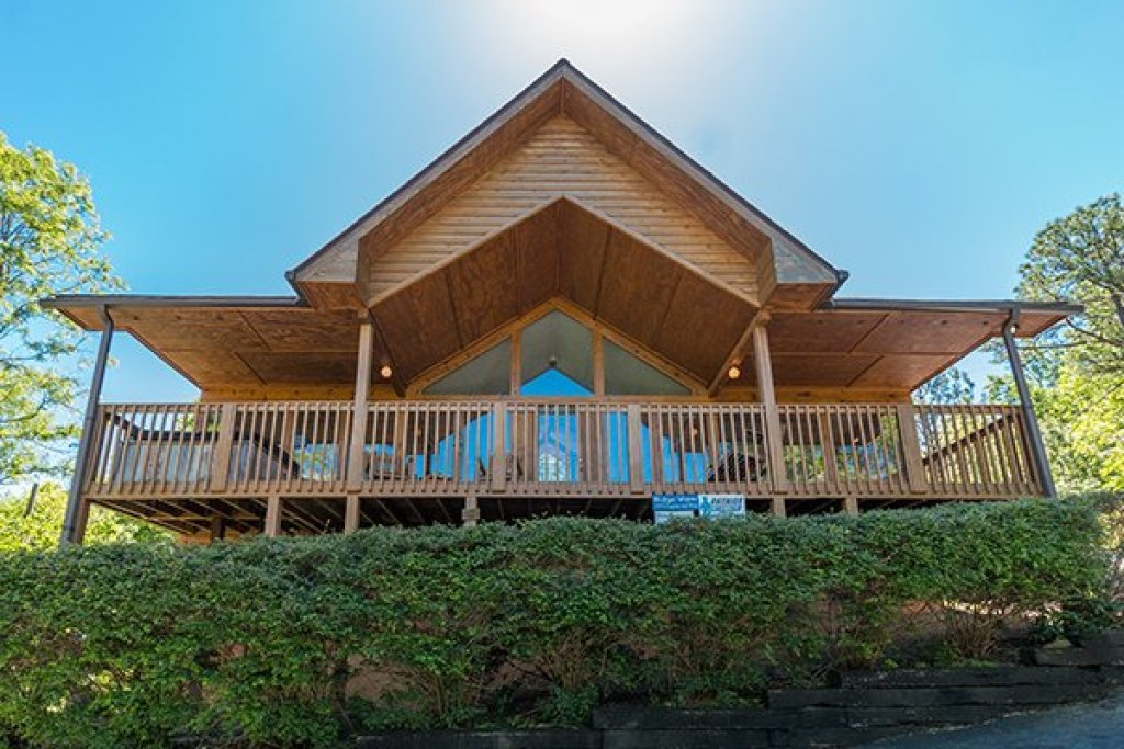 Photo of a Pigeon Forge Cabin named Ridge View - This is the twenty-third photo in the set.