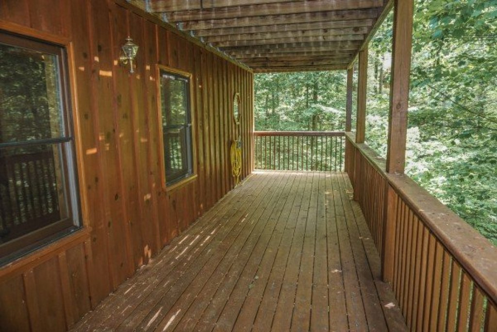 Photo of a Sevierville Cabin named Angel's Place - This is the eighteenth photo in the set.