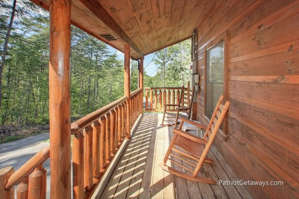 Photo of a Gatlinburg Cabin named Tranquility - This is the thirteenth photo in the set.