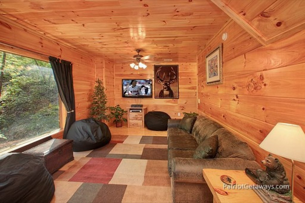 Photo of a Gatlinburg Cabin named Tranquility - This is the ninth photo in the set.