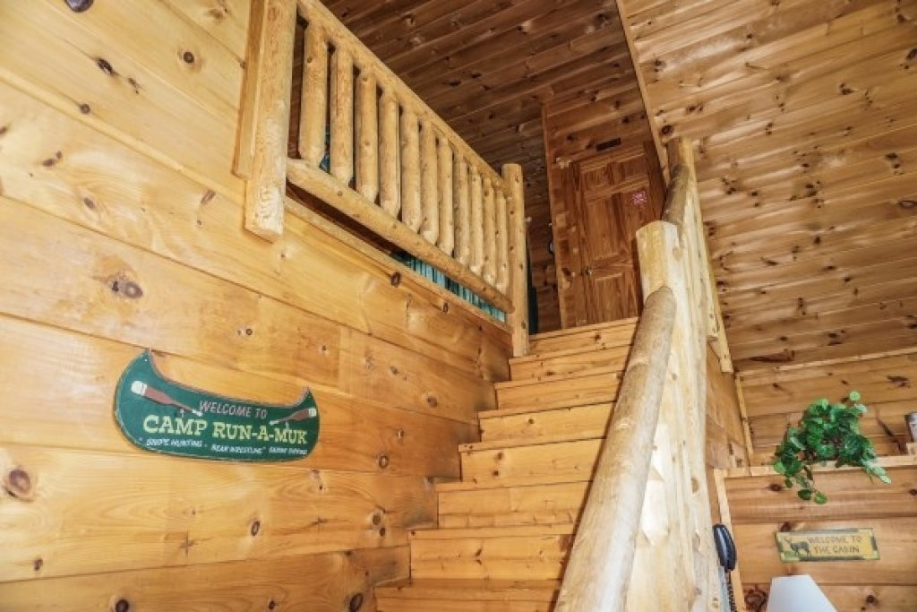 Photo of a Gatlinburg Cabin named Deerly Beloved - This is the nineteenth photo in the set.