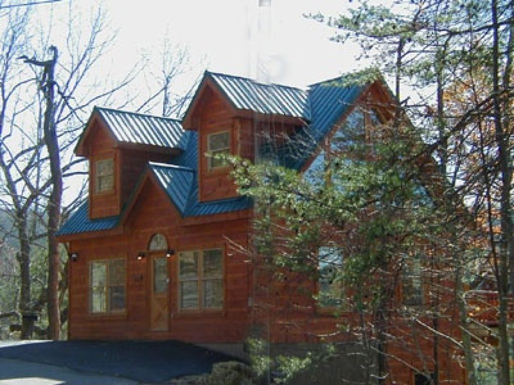 Photo of a Gatlinburg Cabin named Deerly Beloved - This is the thirty-first photo in the set.