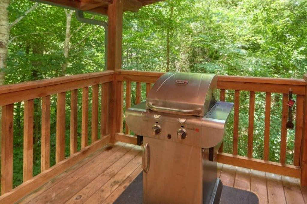 Photo of a Sevierville Cabin named Wild Crush - This is the fifth photo in the set.