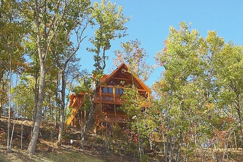 Photo of a Sevierville Cabin named Moonbeams & Cabin Dreams - This is the eighteenth photo in the set.