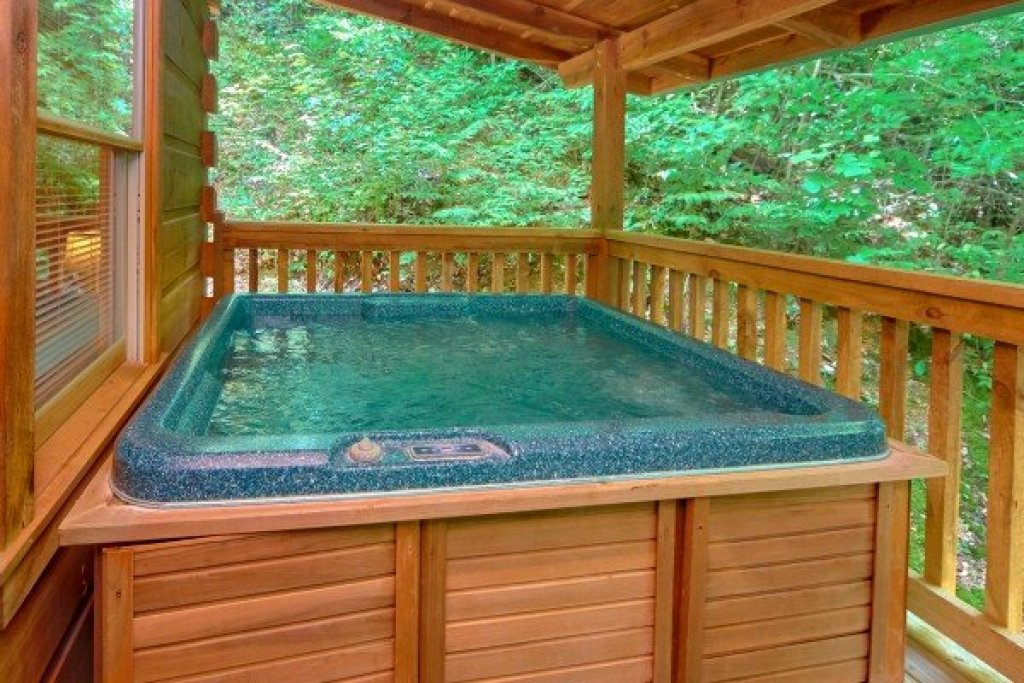 Photo of a Sevierville Cabin named Wild Crush - This is the eleventh photo in the set.