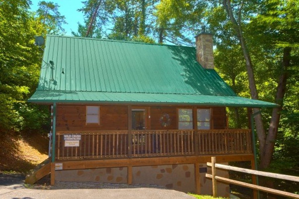 Photo of a Sevierville Cabin named Wild Crush - This is the twelfth photo in the set.
