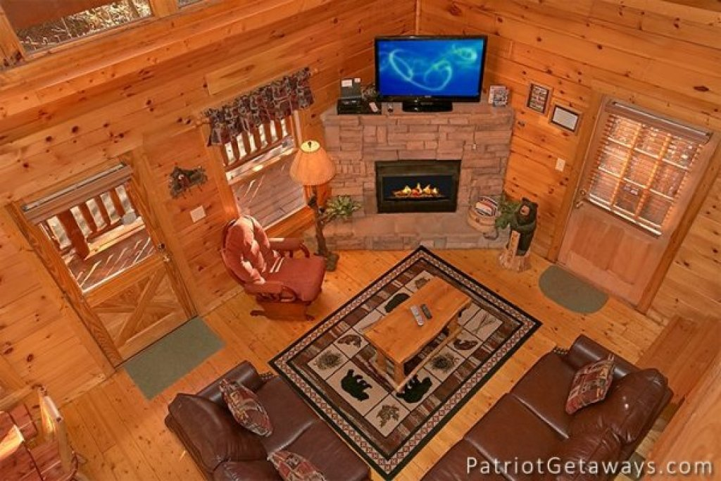 Photo of a Gatlinburg Cabin named The View - This is the eighth photo in the set.