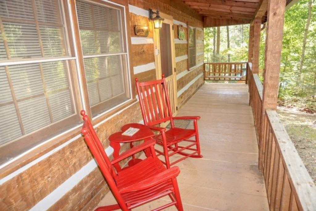 Photo of a Sevierville Cabin named Little Bear - This is the twelfth photo in the set.