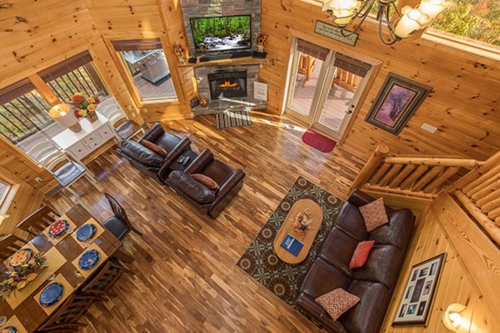 Photo of a Pigeon Forge Cabin named Southern Sunrise - This is the eighth photo in the set.