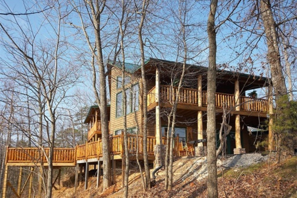 Photo of a Gatlinburg Cabin named Perfection! - This is the second photo in the set.