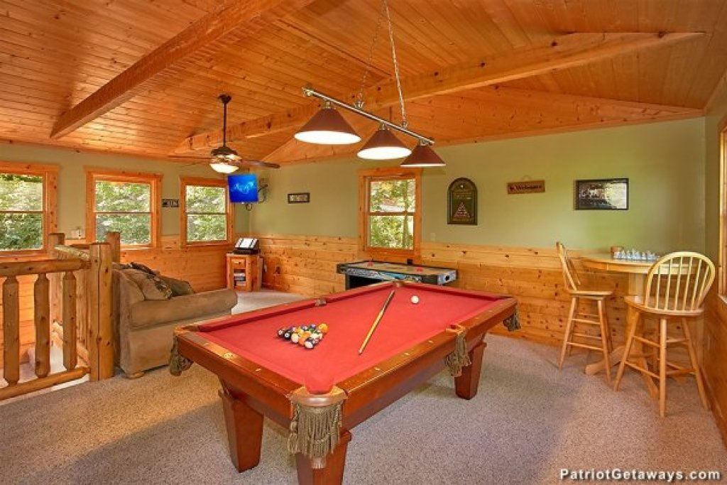 Photo of a Pigeon Forge Cabin named Picture Perfect Hideaway - This is the twentieth photo in the set.