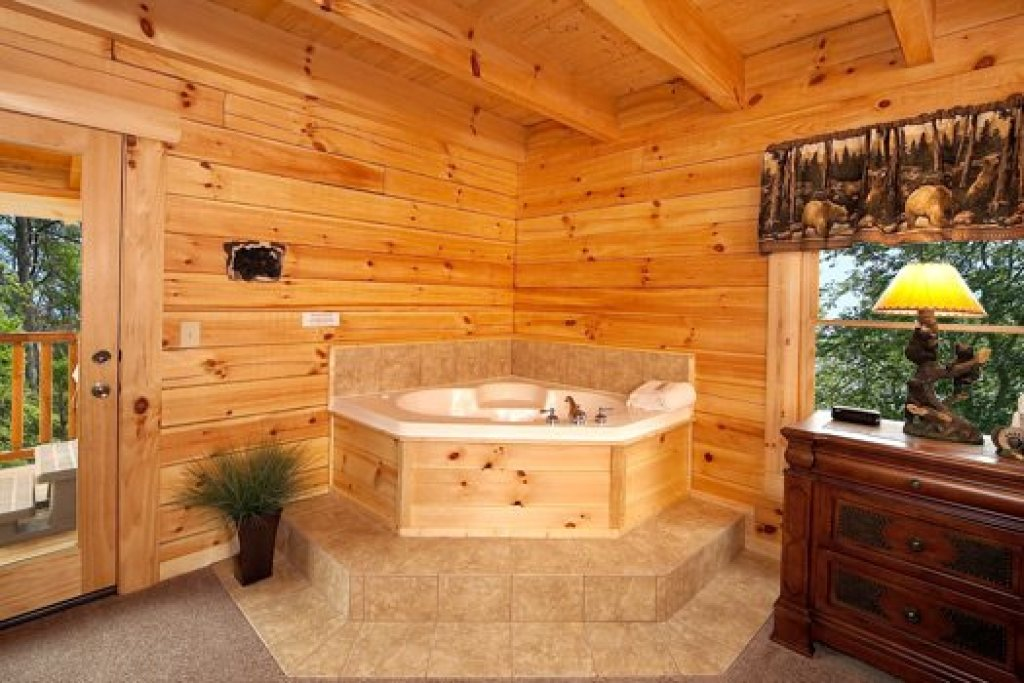Photo of a Pigeon Forge Cabin named Log Wild! - This is the twelfth photo in the set.
