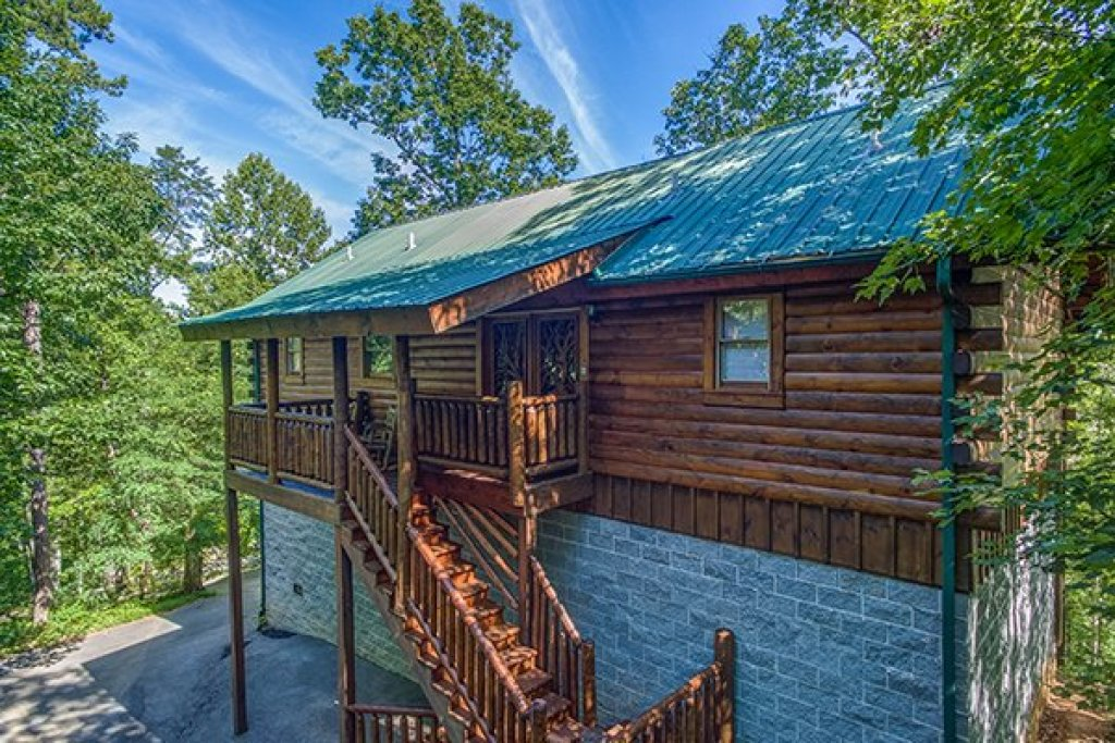Photo of a Gatlinburg Cabin named Animal Kingdom - This is the thirty-first photo in the set.