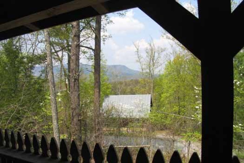 Photo of a Sevierville Cabin named All Shook Up - This is the twelfth photo in the set.