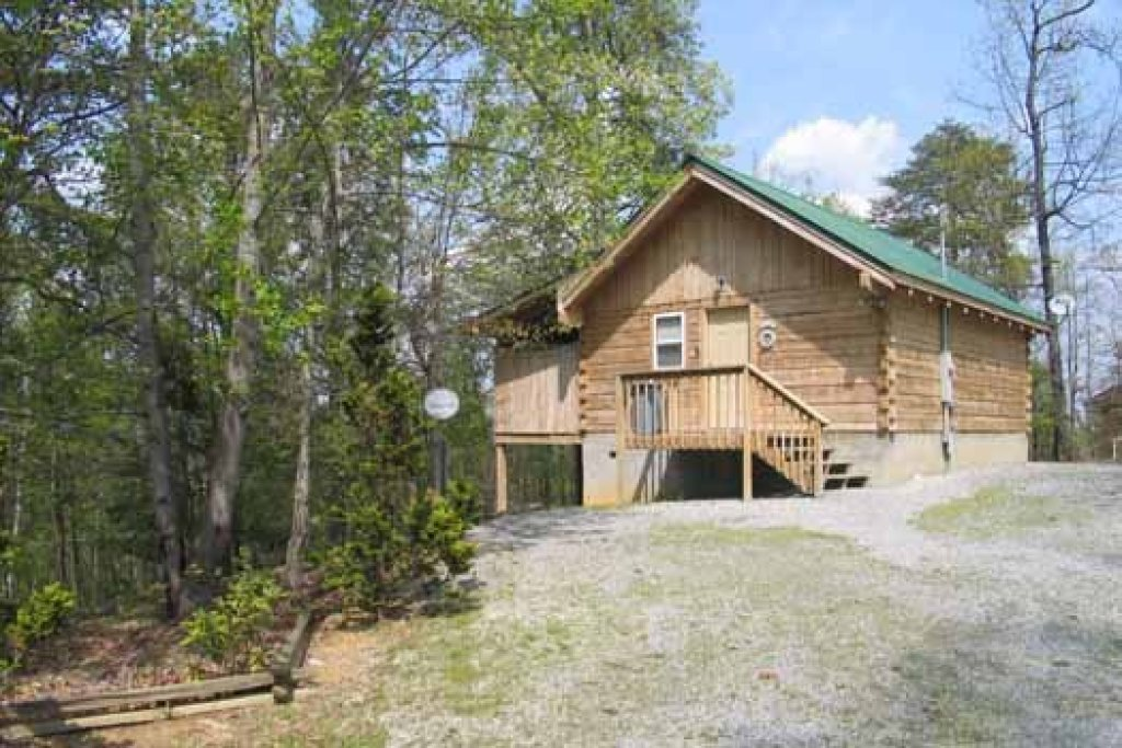 Photo of a Sevierville Cabin named Forever Yours - This is the fifteenth photo in the set.