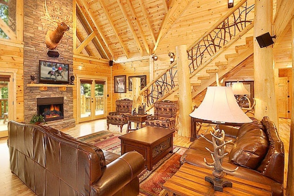 Photo of a Gatlinburg Cabin named Incredible! - This is the fifth photo in the set.