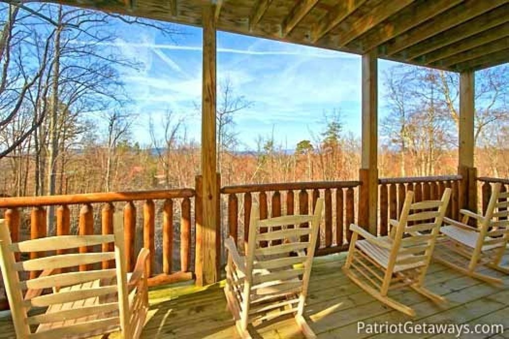 Photo of a Gatlinburg Cabin named Tree Top Lodge - This is the twenty-second photo in the set.