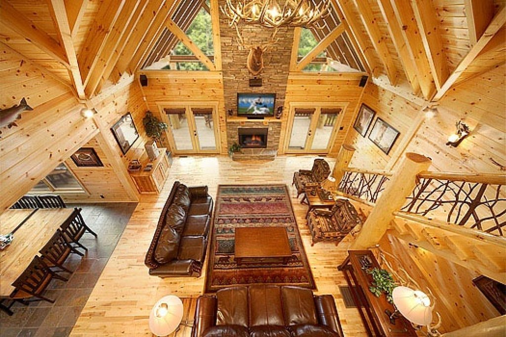 Photo of a Gatlinburg Cabin named Incredible! - This is the fourth photo in the set.
