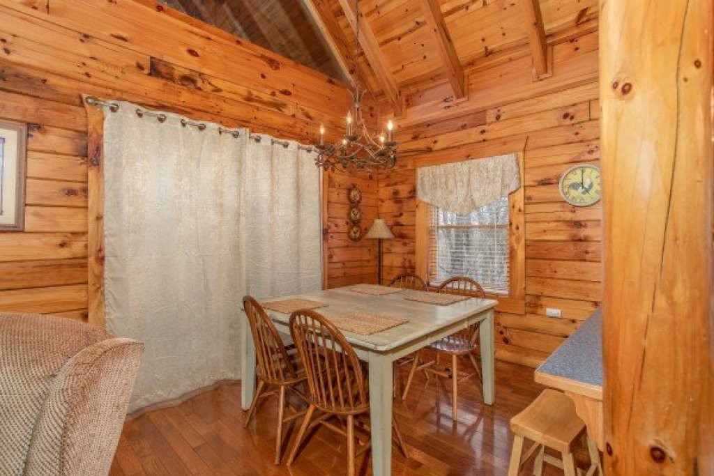 Photo of a Pigeon Forge Cabin named The Cowboy Way - This is the tenth photo in the set.