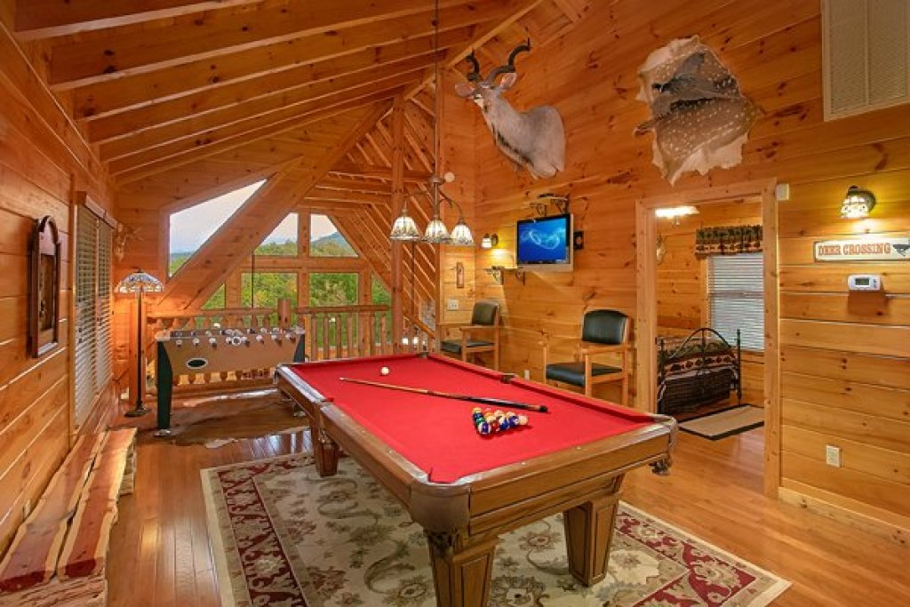 Photo of a Sevierville Cabin named Mountain Wonderland - This is the twenty-first photo in the set.