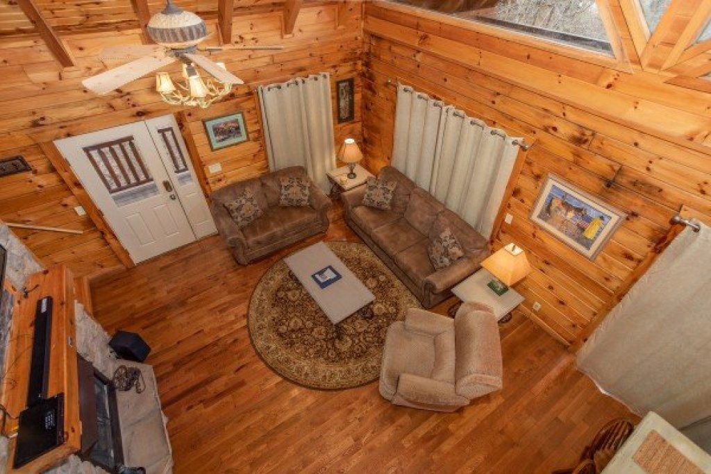 Photo of a Pigeon Forge Cabin named The Cowboy Way - This is the fourteenth photo in the set.