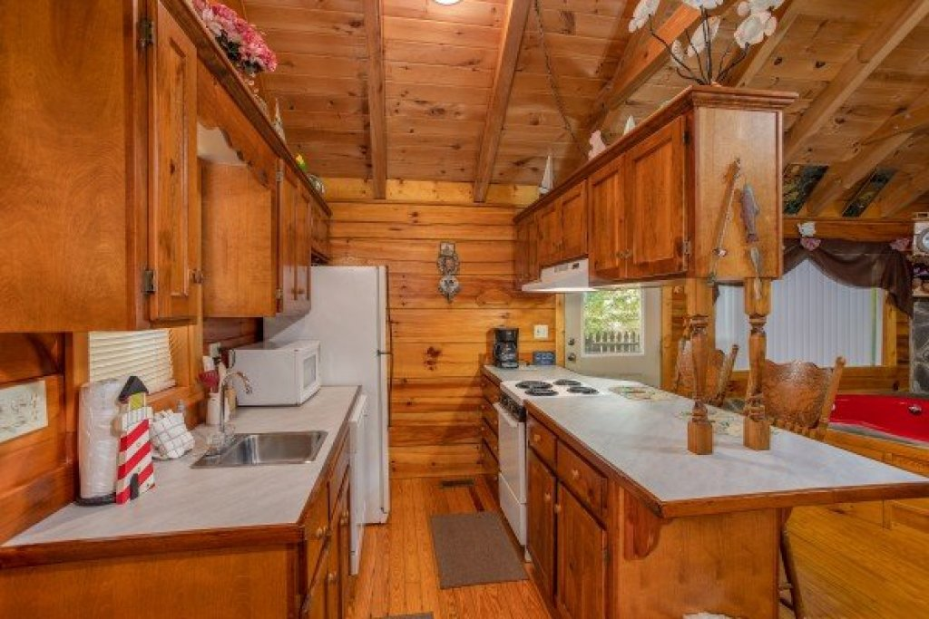 Photo of a Sevierville Cabin named Forever Yours - This is the ninth photo in the set.
