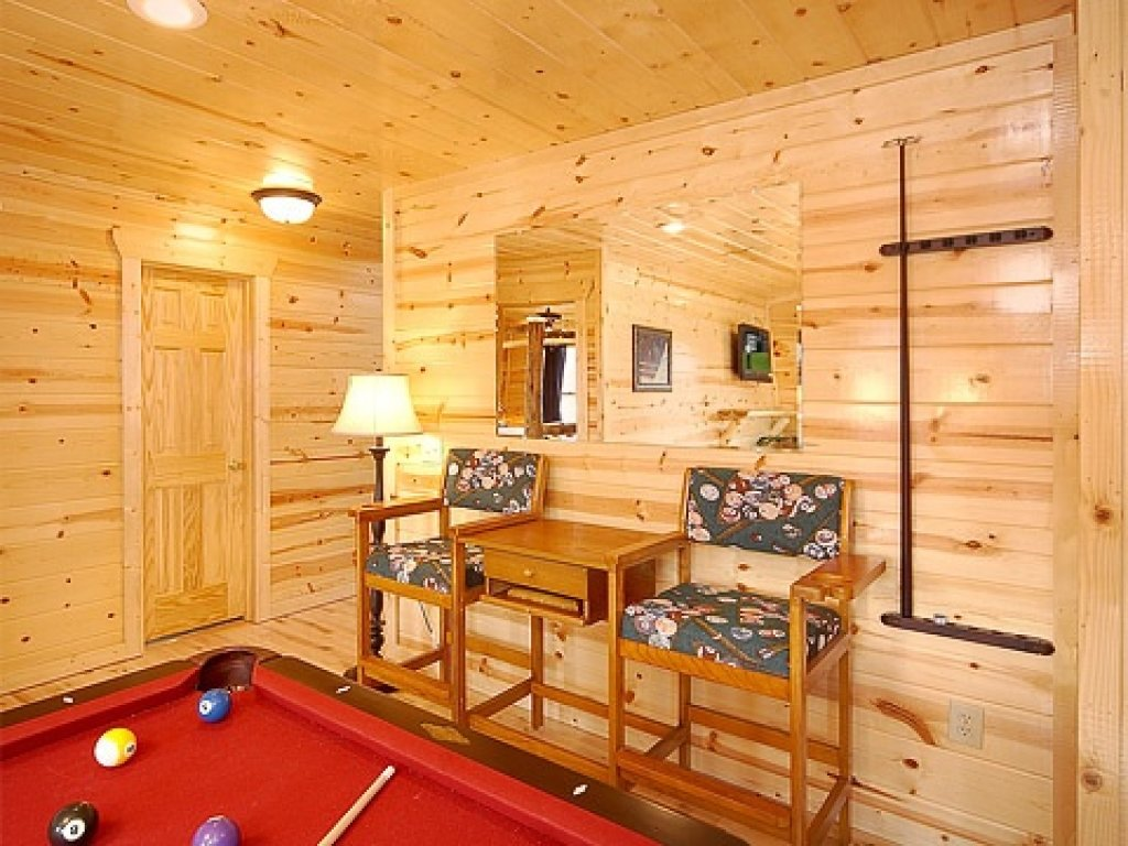 Photo of a Gatlinburg Cabin named Natural Wonder - This is the seventh photo in the set.